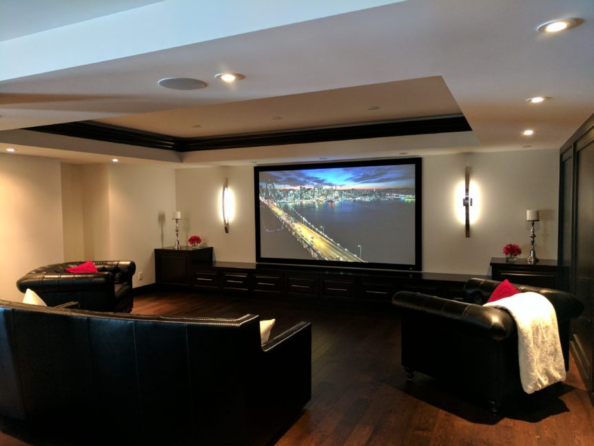 Tips For Creating A Top High End Home Cinema