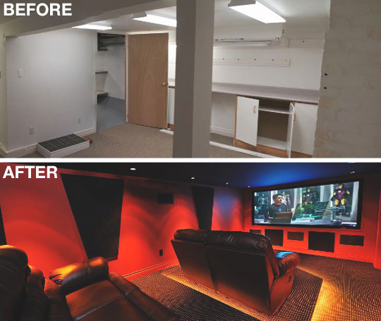 Creating A Home Theater Room: Tips For Creating A Top High-End Home Cinema