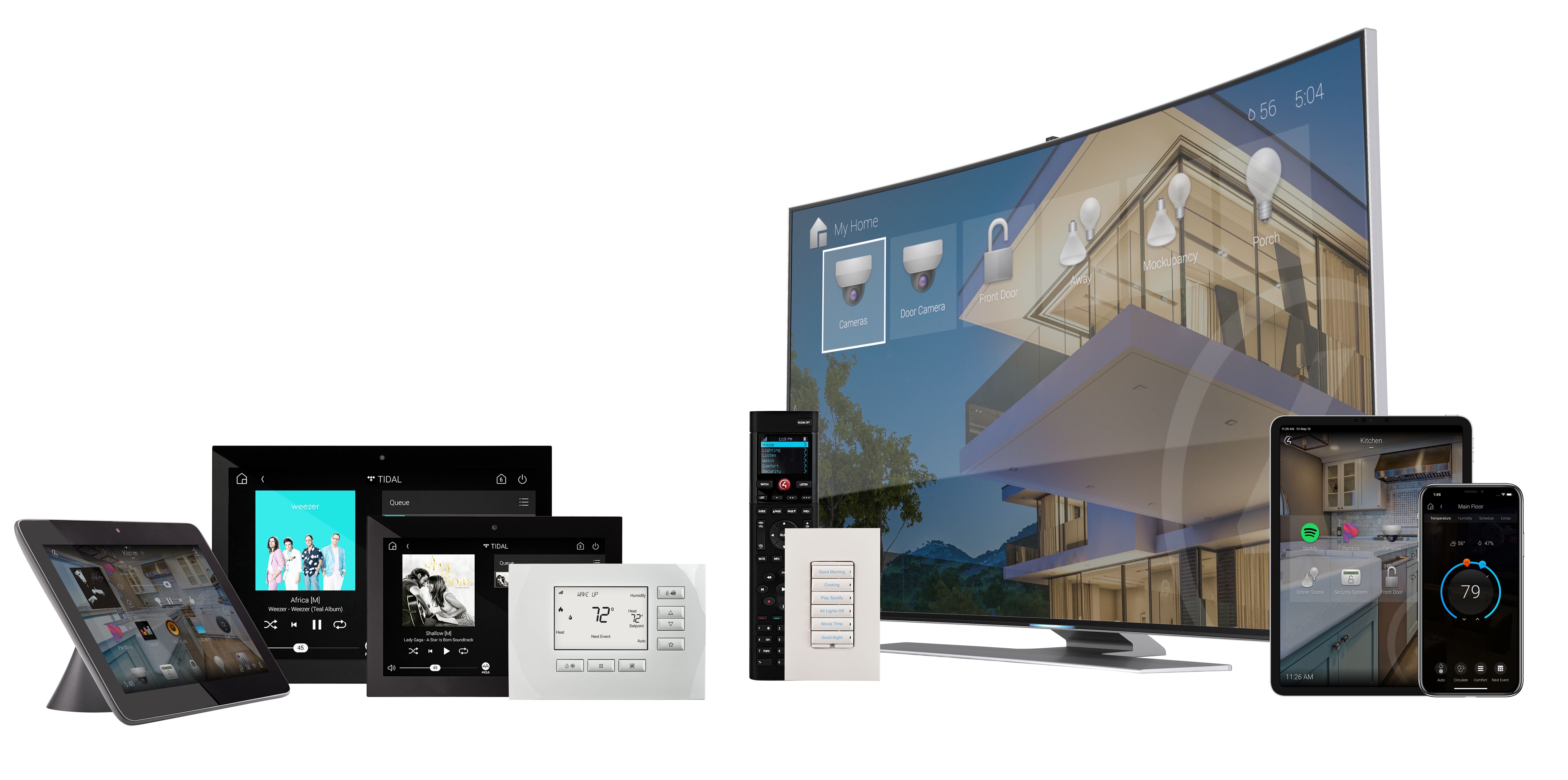 In-Depth Comparison of the Top Home Automation Systems | Progressive